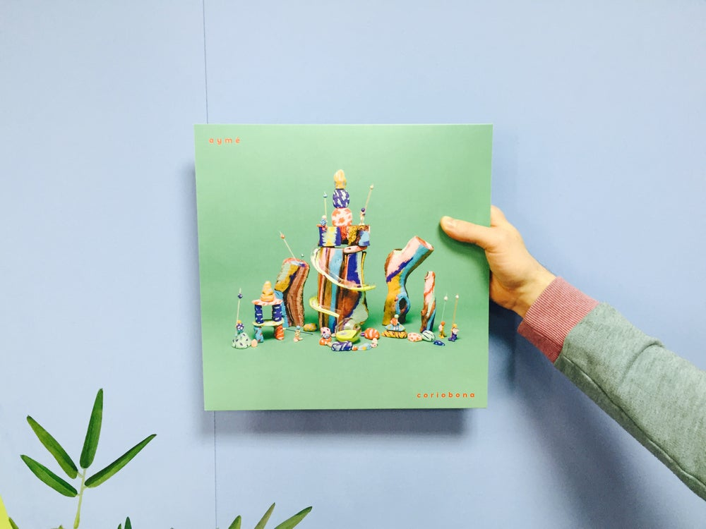 Image of Coriobona LP Vinyl