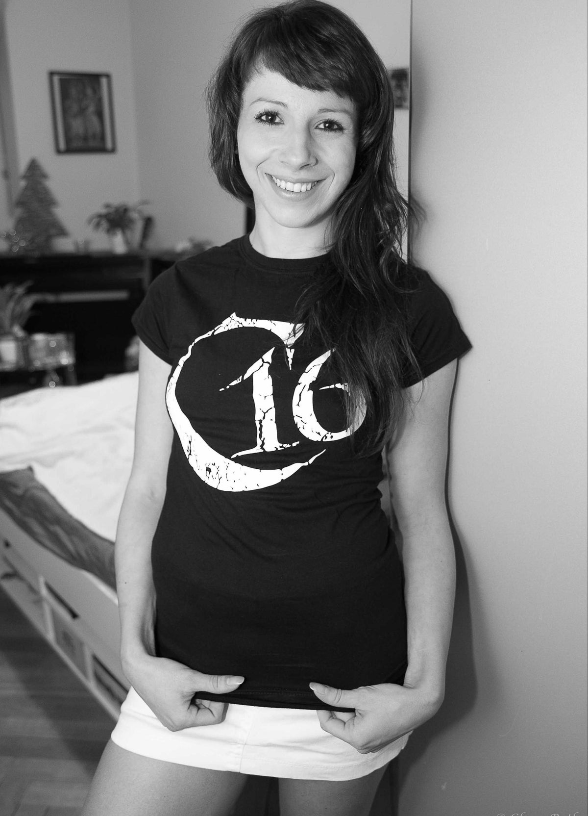 Image of Girl's C16 fit shirt