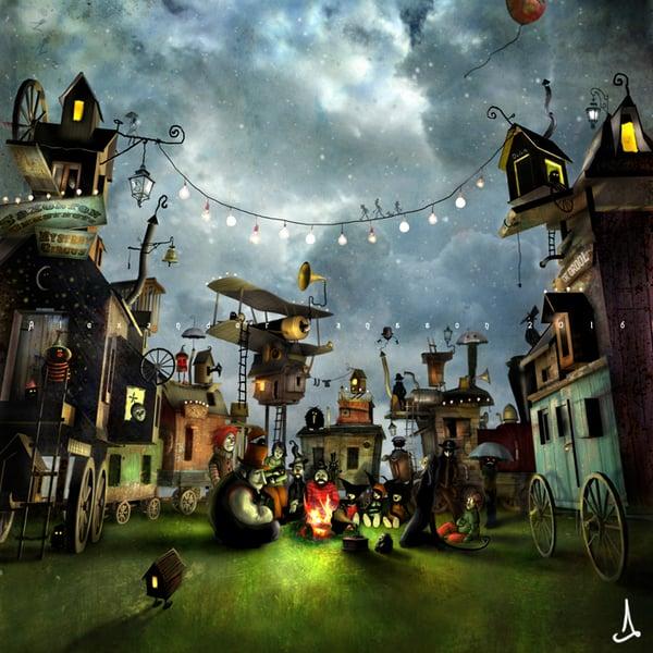 """Sad Story"" - Alexander Jansson Shop"
