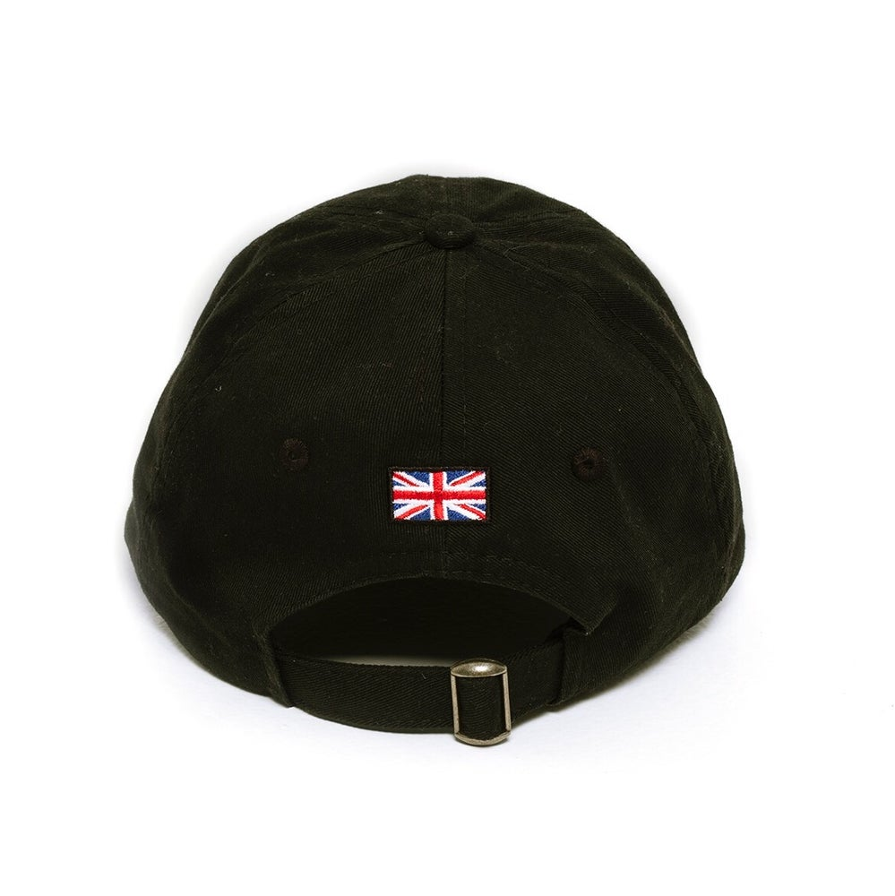 Image of NO THANKS CAP (BLACK)