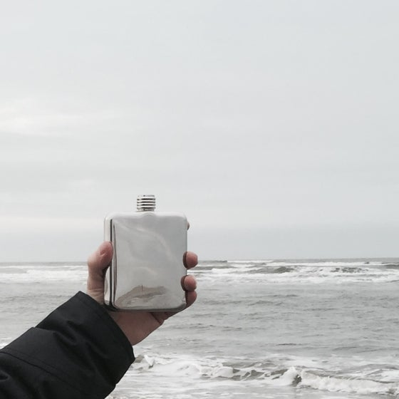 Image of Hip Flask from Swig