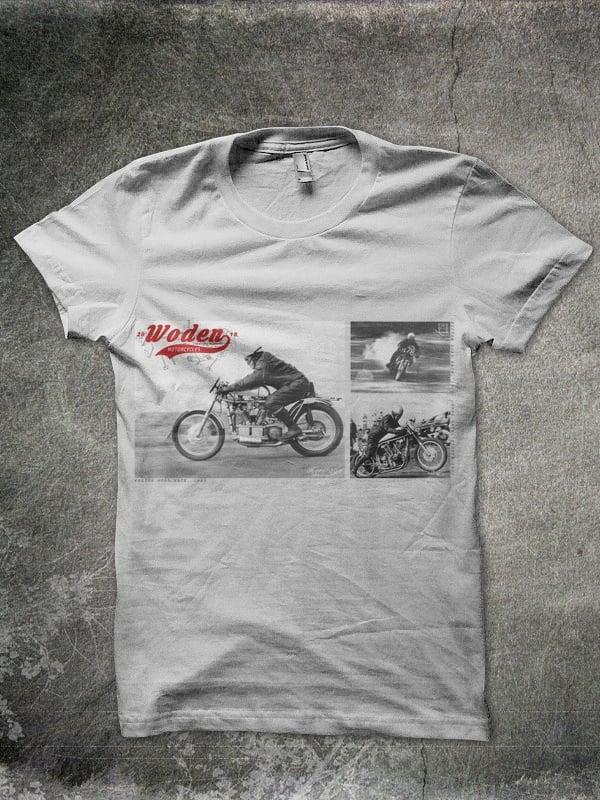 Image of 'Woden original' T-Shirt