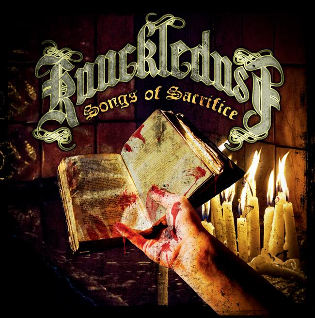 "Image of Knuckledust - Songs Of Sacrifice 12"" Vinyl"