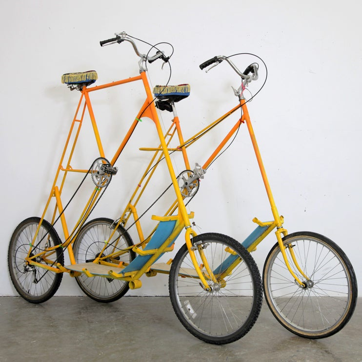 Image of Touring Tall Bike