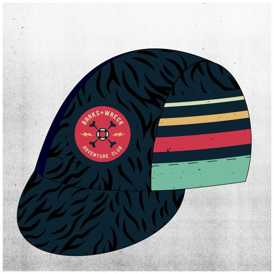 Image of ADVENTURE CLUB Cycling Cap
