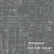 Image of greyhouse - dives to the deep end 2 x lp 180g black vinyl