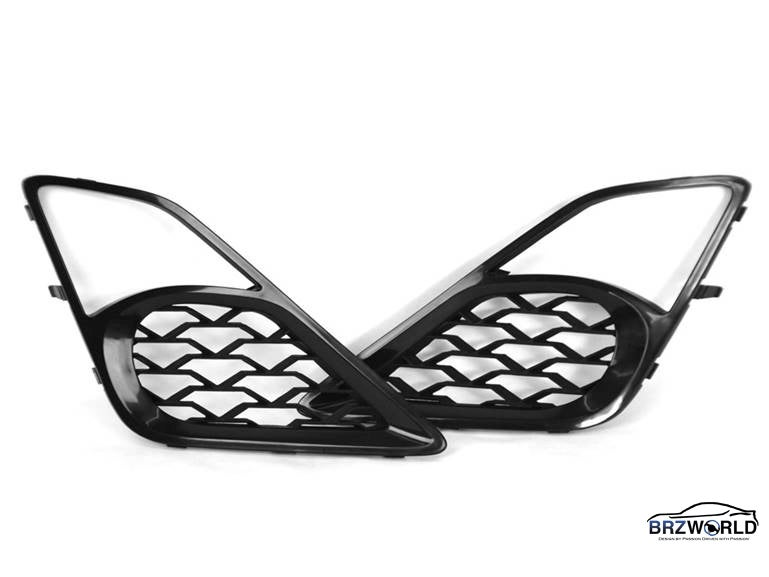 Image of Scion FR-S Vented Fog Light Cover Set
