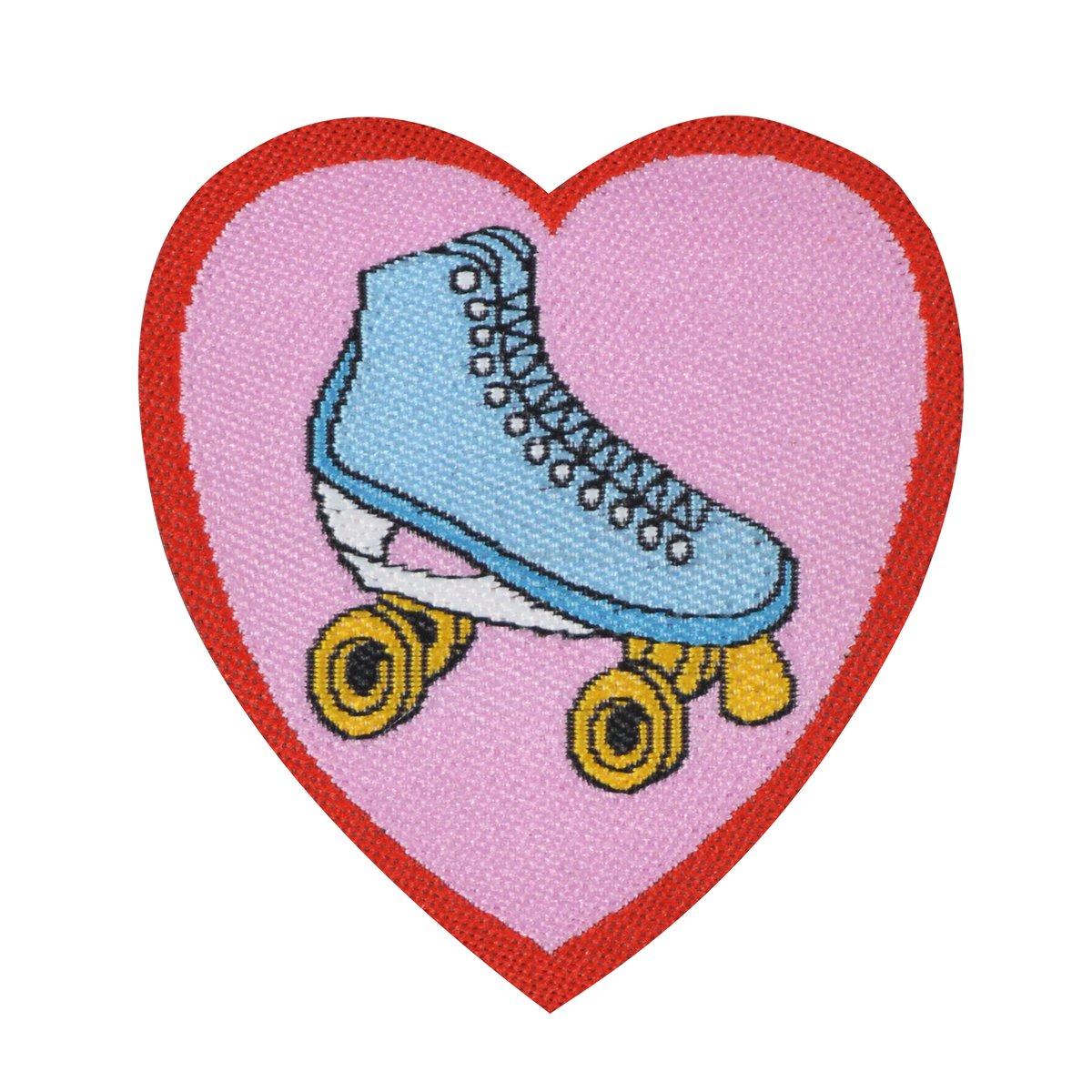 Roller Skate Mini Patch