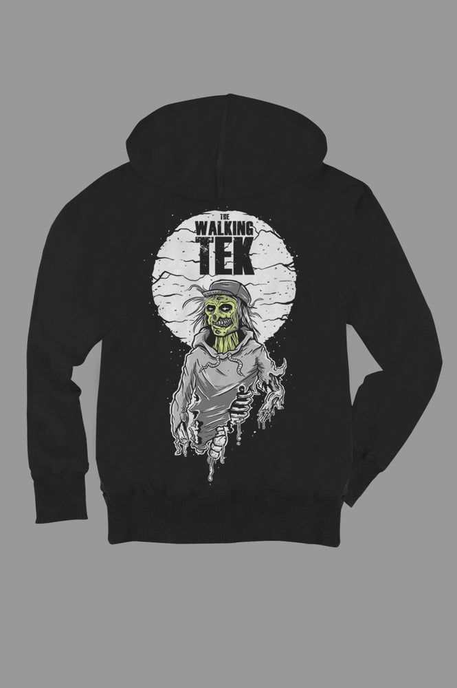 Image of The Walking Tek - Zip Hoodie