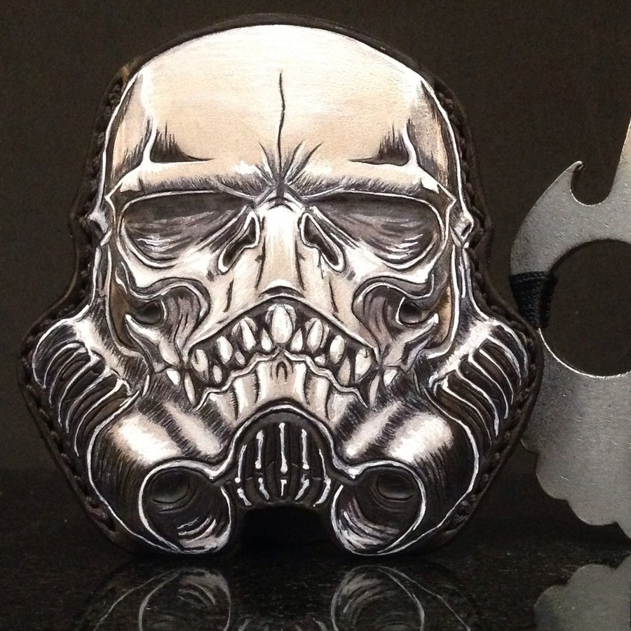 Image of Death Trooper Wallet