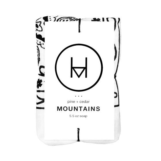 Image of MOUNTAINS SOAP