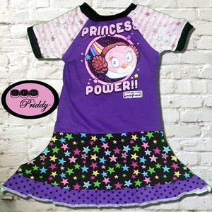 Image of **SOLD OUT** Angry Birds Star Wars Princess Power Twirl Dress - size 3/4
