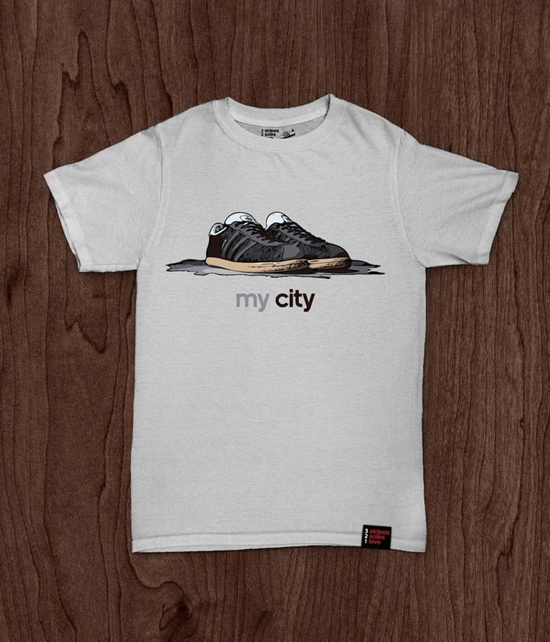 Image of T shirt MY CITY SOLEBOX BERLIN
