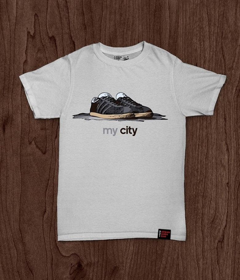 Image of T shirt MY CITY SOLEBOX BERLIN