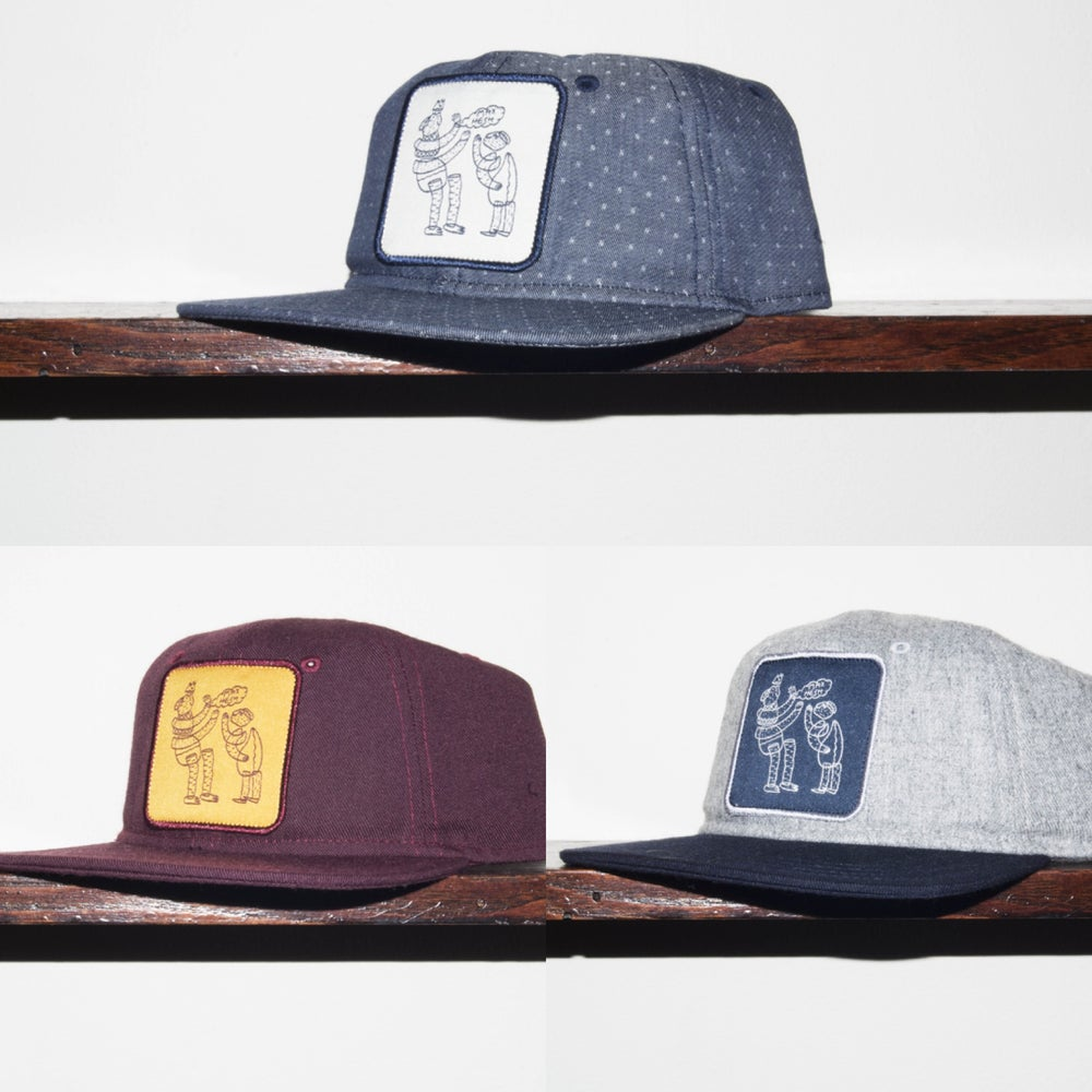 Image of Max Hesh x Lucas Beaufort Colab hat