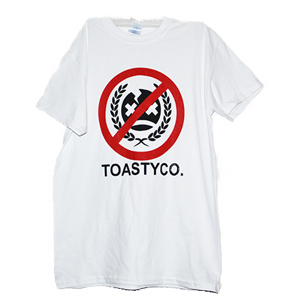 Image of ToastyNo. Tee