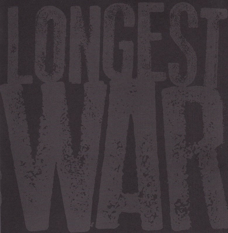 Image of Longest War s/t 7""