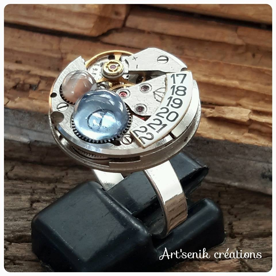 Image of Bague calendrier