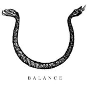 Image of Balance - 3 - LP Black