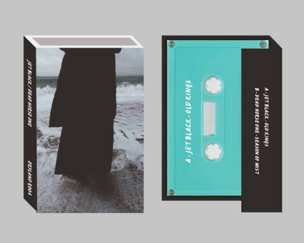 Image of Jet Black / Dead Horse One Split Cassette