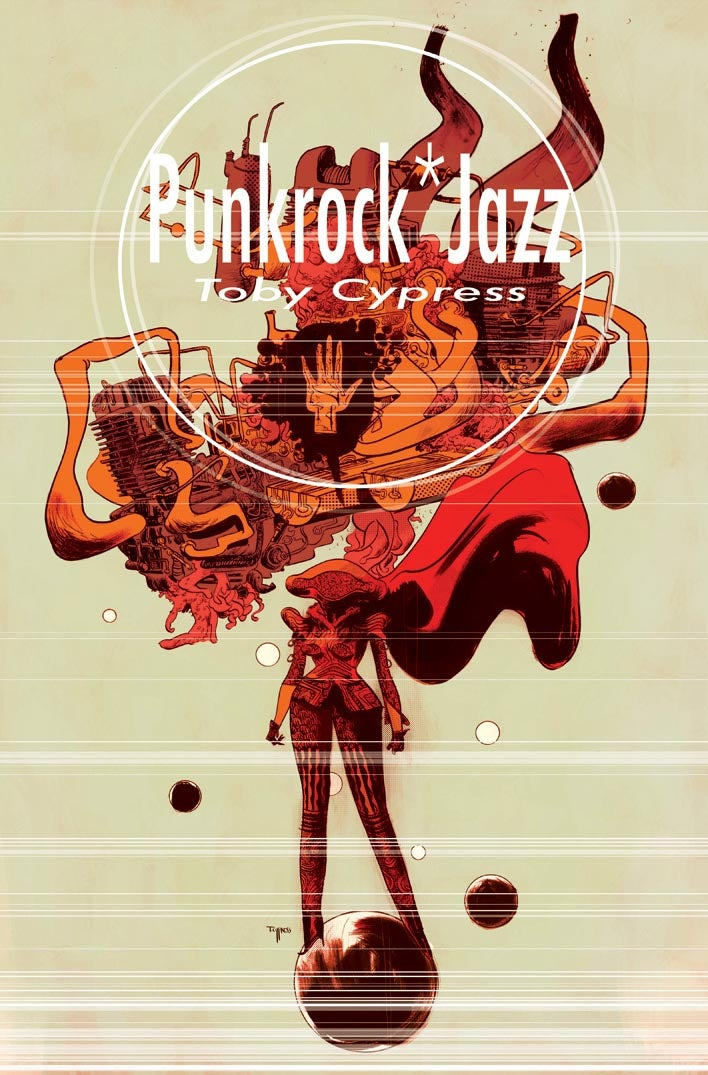 Image of PUNKROCK*JAZZ the art book