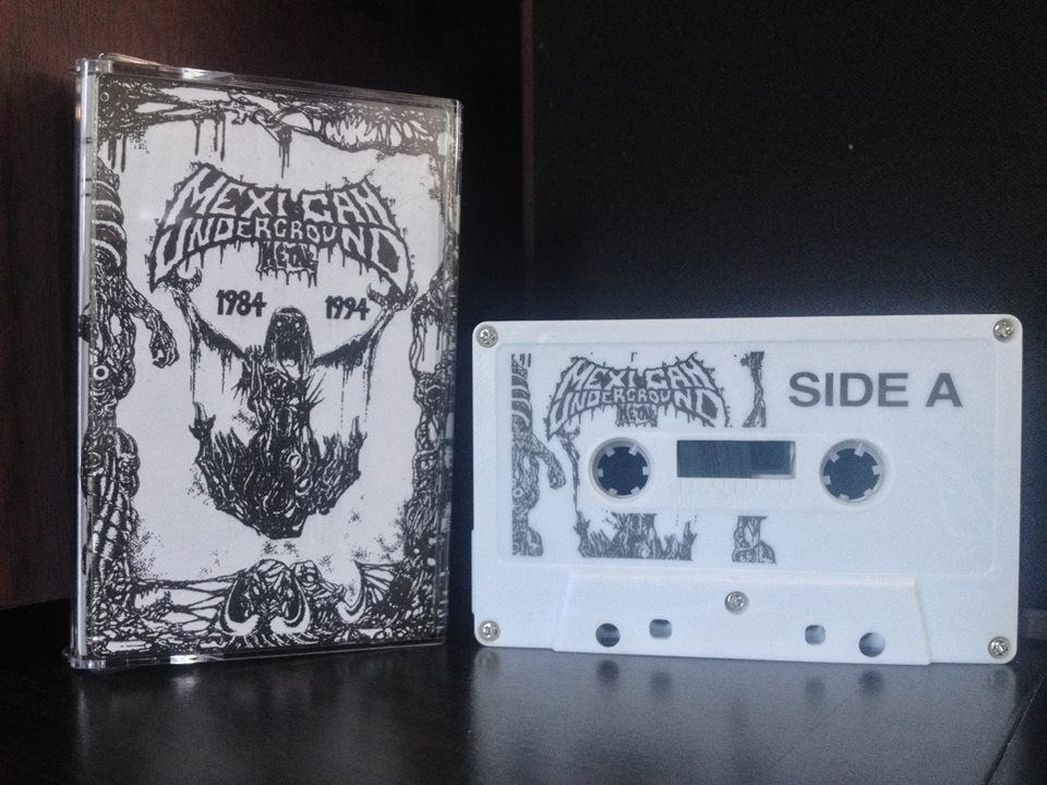 Image of Mexican Underground Metal 1984-1994
