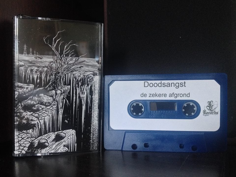 Image of ICR: 005 Doodsangst - DeZekere Afgrond