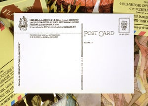Image of Official Landland Postcard Set (Vol. 1)