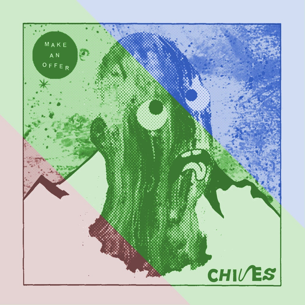 "Image of MP-80 CHIVES ""DRIP//MR. FUEL"""