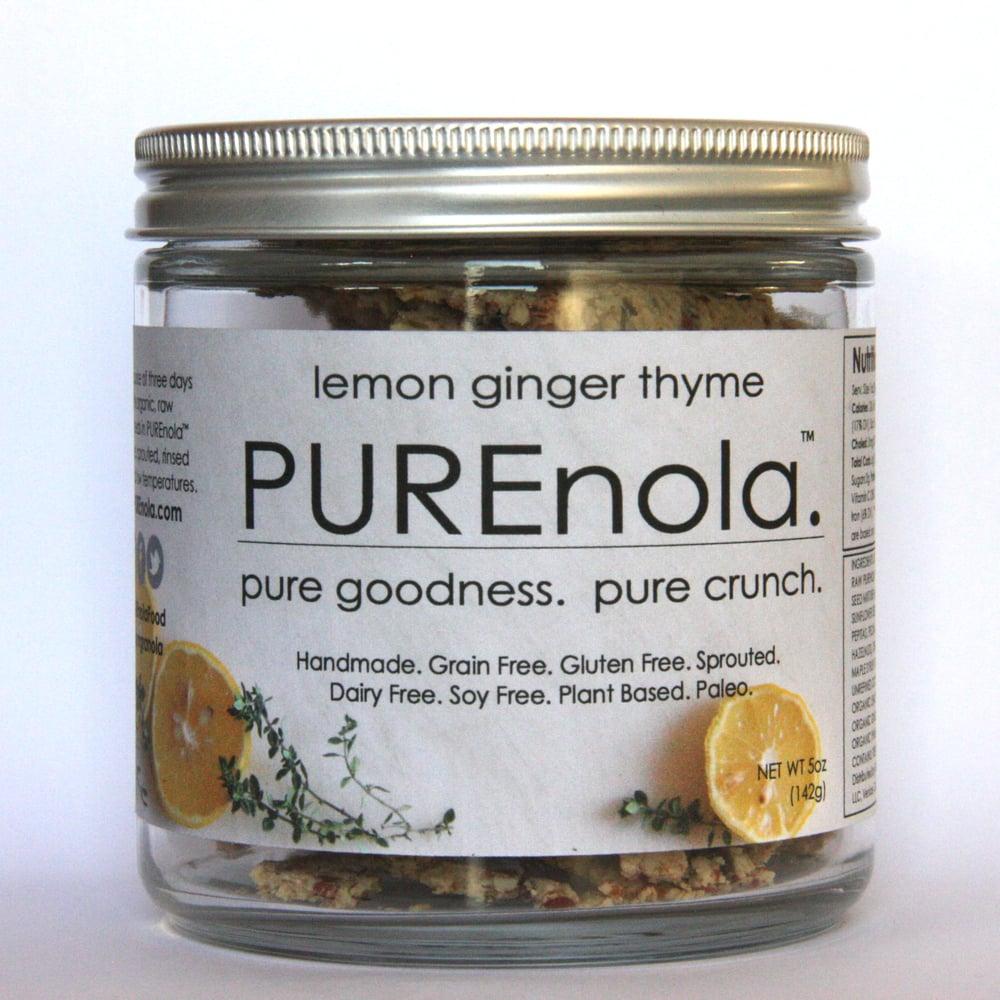 Image of Lemon Ginger Thyme
