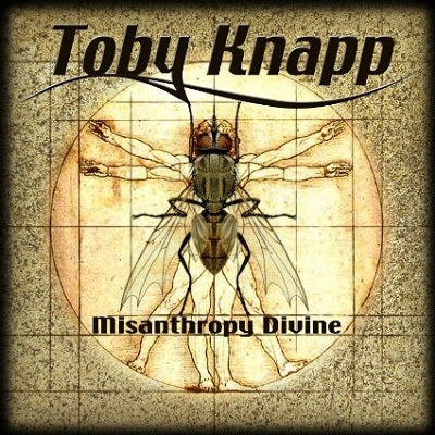 "Image of TOBY KNAPP ""MISANTHROPY DIVINE"" 2008 (German Import)"