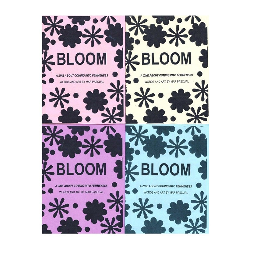 Image of Bloom: A Zine About Coming Into Femmeness