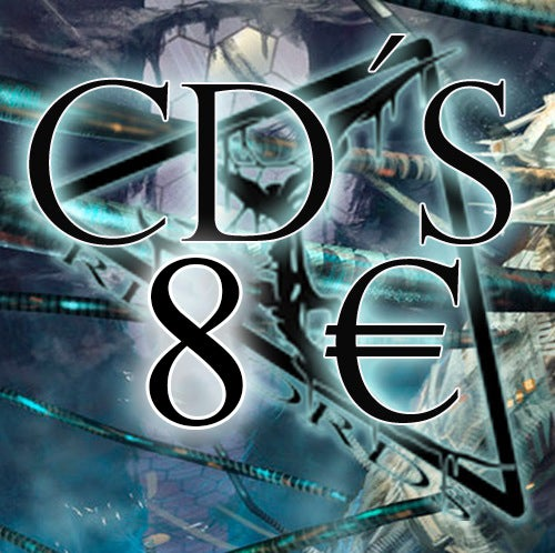 Image of Cd´s 8 €