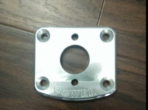 Image of House Of Power Booster Delete Plate
