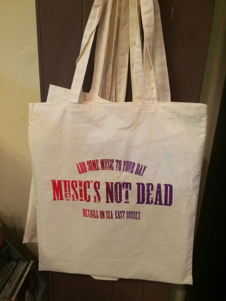 Image of Music's Not Dead Bag