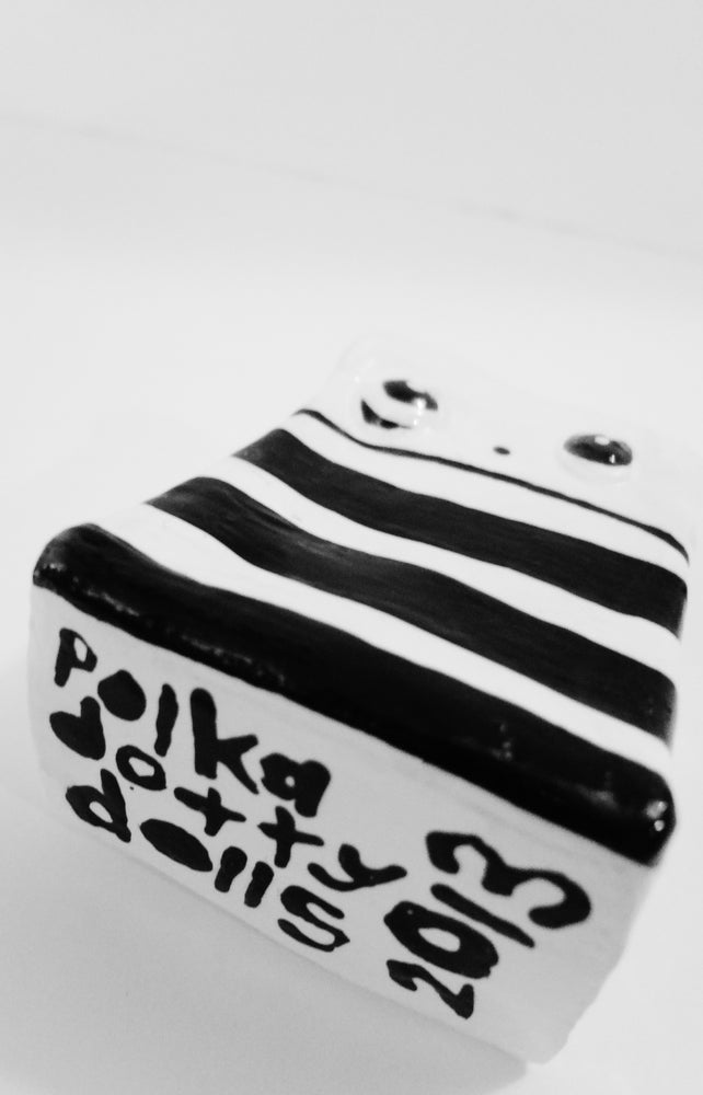 Image of pOLkadOttydOLL - CLaY SCULptURe