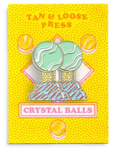 Image of Crystal Balls Pin