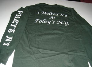 Image of Foley's Long-sleeved Tee