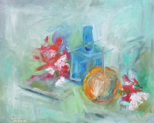 Image of Still Life with Orange
