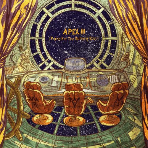Image of CD ALBUM APEX III (Praise For The Burning Soul)