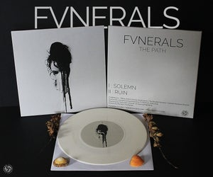 "Image of FVNERALS - The Path / VINYL 7"" (white, ltd. 300)"