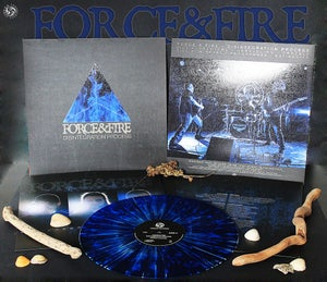 Image of FORCE & FIRE - Disintegration Process / VINYL LP / 🞇Collector's 🞇Black