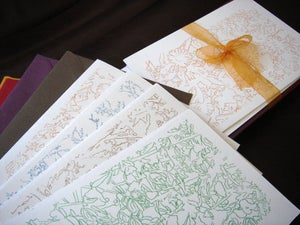 Image of Four seasons greetings cards
