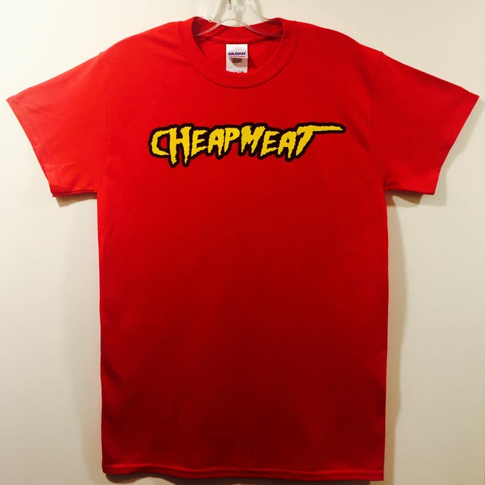 Image of Cheap Meat Mania T-Shirt