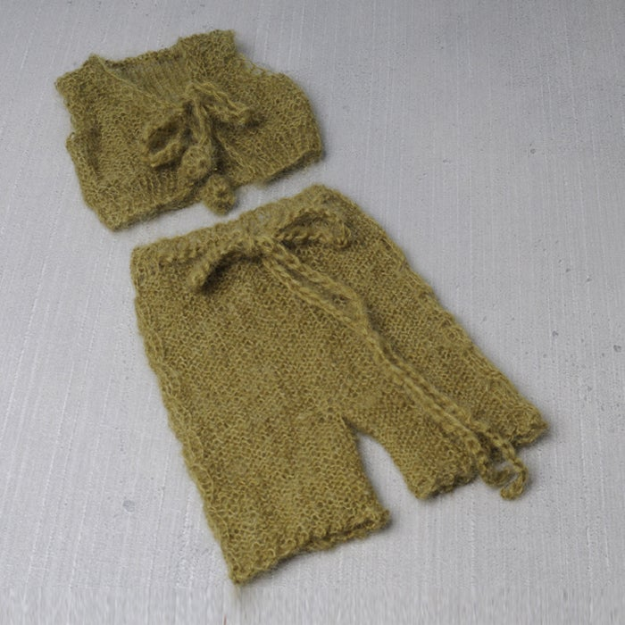 """Image of Mohair Set """"Forest"""""""