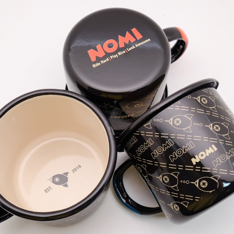Image of THE NOMI CAMP MUG