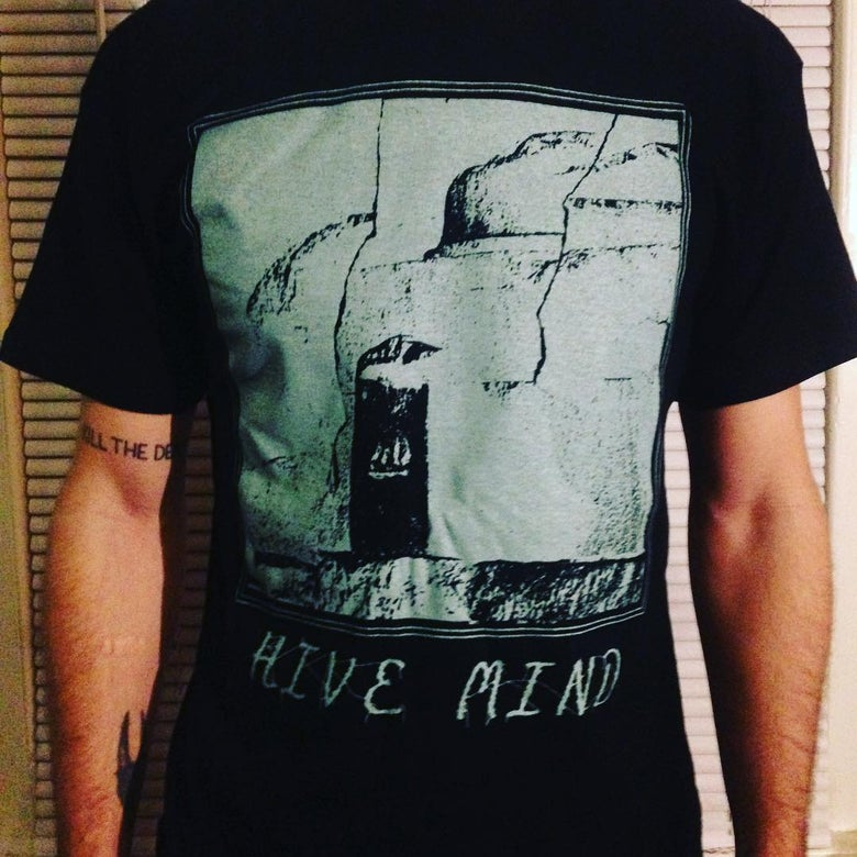 Image of Hive Mind & Chondritic Sound t-shirts