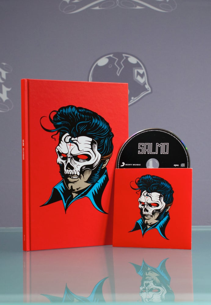 Image of Salmo - Hellvisback Deluxe Edition