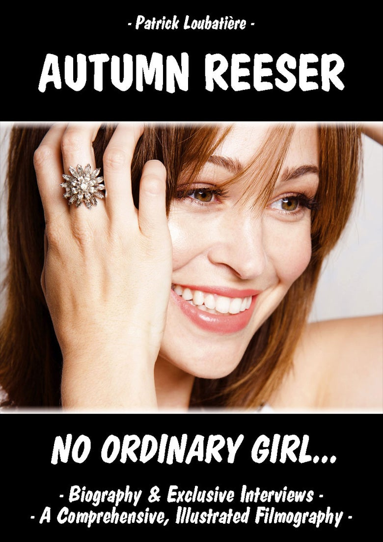 Image of AUTUMN REESER - NO ORDINARY GIRL...