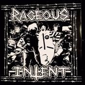 """Image of RAGEOUS INTENT / ALEA IACTA EST - SPLIT 7"""" EP"""